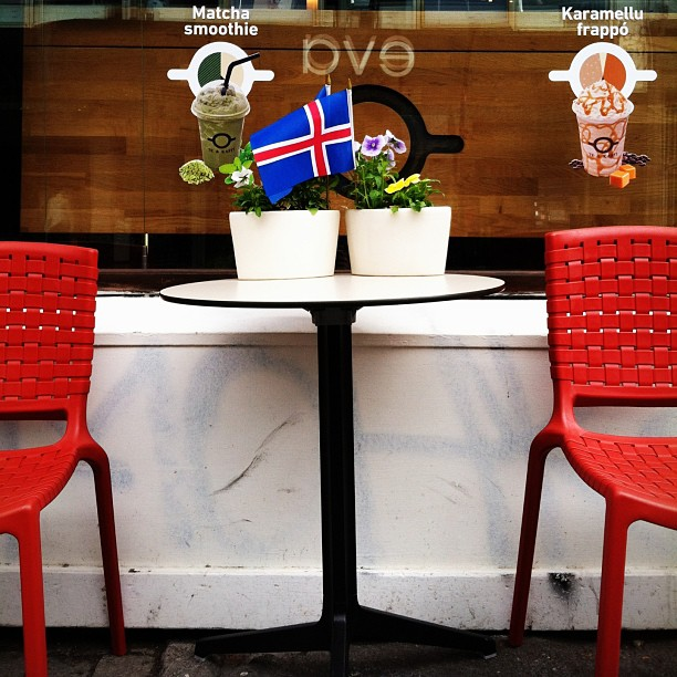 Happy June 17th! Iceland's day of independence.