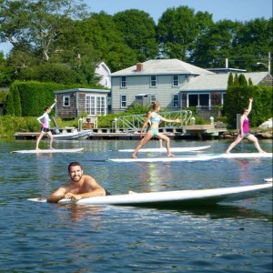 Now I want a paddle board. And for summer to last until.... February?