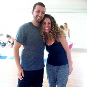 Thank you @seanecorn for giving so much to us at #laughingelephantyoga this amazing weekend. I'm ready to dig deep and serve. #yoga #rhodeisland #vinyasaflow #seanecorn
